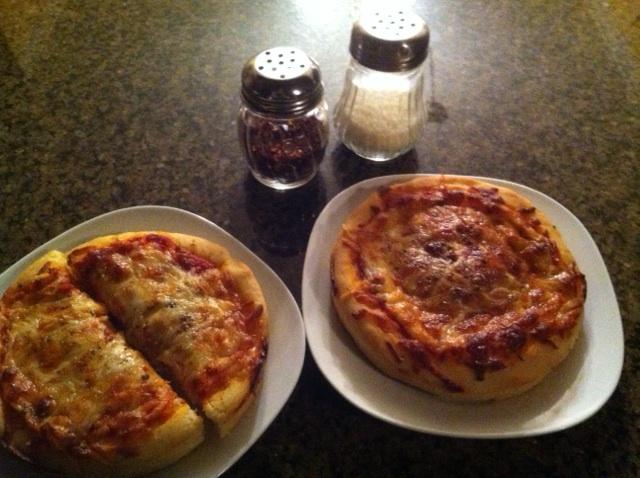 Chicago-Style Pan Pizza – Jen Maan in Amman